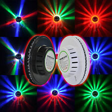 AUTO VOICE-ACTIVATED LED RGB BAR PARTY DISCO DJ STAGE LIGHTING EFFECT 8W 48 LEDS