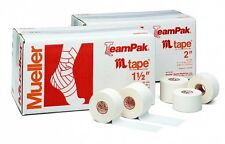 Mueller M Tape Zinc Oxide 3.8 cm Professional Sports Injury Strapping First Aid
