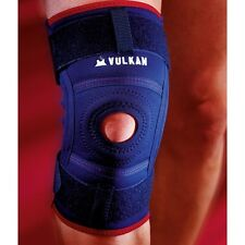 Vulkan 3071 HINGED Knee Patella Support Brace Neoprene Ligament ACL PCL MCL LCL
