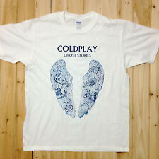 Coldplay Ghost Stories Magic Midnight Rock Music Band Tee T-Shirts Unisex CP71