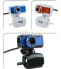 Latest 360° USB 2.0 12 MP Camera Web Cam with Mic for Desktop PC Laptop Computer