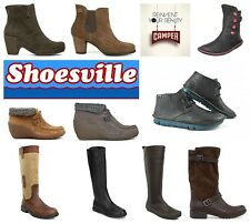 CAMPER BOOTS: PEU CAMI 1912 1913 WEEK BEETLE SPIRAL. NEW LAST PAIRS! FROM £70