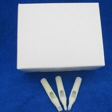 One Box Of 50PCS Short Sterile Disposable Plastic Tattoo Tip Nozzles Supply WSDT