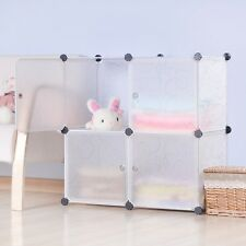 Storage Organizer for Clothes, Shoes, Bags, Office (4 cubes ) Cubitbox