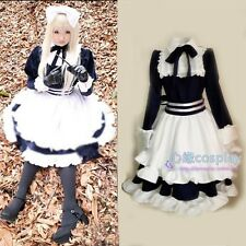 NEW!Anime Axis powers Maid Outfit Belarus Cosplay Costume Fashion