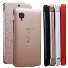 Genuine Google Case For LG NEXUS 5 D820 821 Flip Leather Hard Skin Cover HOT