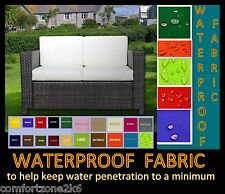 WATERPROOF REPACEMENT COVERS - PALLET RATTAN WICKER FURNITURE  BESPOKE AVAILABLE