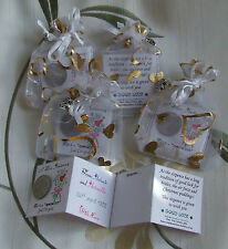 - 9th to 16th ♥ANNIVERSARY♥ Personalised Gift Wedding Together Keepsake Favour