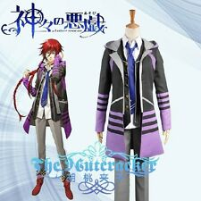 Anime Ludere deorum Loki·Laevatein Suit Of Uniform Cosplay Party Costume Fashion