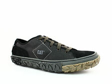 Caterpillar  KELLAN CANVAS  Mens Fashion Casual Sneakers Shoes Black