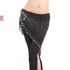 New 2014 Belly Dance Costume Dancewear Dress Hip Scarf Wrap Belt Skirt Beads