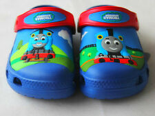 New CROCS Unisex Children Water Shoes Clogs Size 6-7 8-9 10-11 12-13 Thomas
