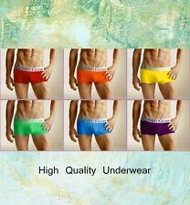 6PCS Men's Underwear boxer Trunk  Undies Short Brief CK2014C Clearance
