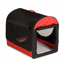 FOLDING FABRIC DOG CRATE CAT CARRIER PORTABLE PET CRATES PORTABLE TRAVEL 3035
