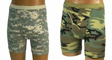 Rothco Camouflage GI Style Cotton Boxer Briefs
