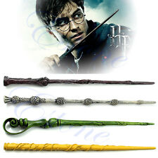 Collection Harry Potter Wizard Magic Wand Deathly Hallows Hogwarts Gift