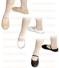 **SALE** CLEARANCE VARIOUS SIZES/COLOURS BALLET SHOES CHILDRENS AND ADULTS