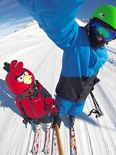 ANGRY BIRDS HELMET COVER for ski, snowboard & bicycle helmet (one size fits all)