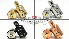 Stillare Cartel V2 Rebuildable Atomizer Infinite Stainless Black Brass Copper