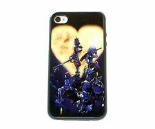 NEW KINGDOM HEARTS GAMER FOR IPHONE 4 4S 5 5C 5S TPU RUBBER SKIN CASE COVER