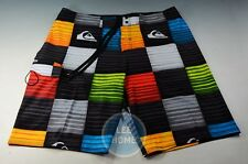 NEW MEN'S QUIKSILVER SURF BOARD SHORTS SWIMMING/BEACH PANTS #QS516 SIZE 30-36
