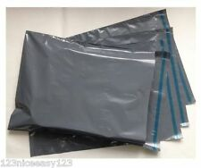 GREY MAILING BAGS for Posting Mail Order Items Courier Pouches Poly Polythene