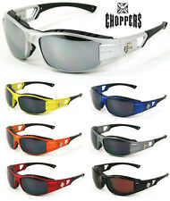 Sports Biker Motorcycle Padded Sunglasses For Men SA921 By Chopper