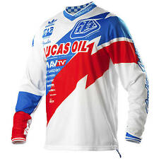 Troy Lee Designs 2015 NEW TLD Mx Gear GP Air Astro Team White Motocross Jersey