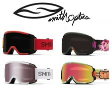 2015 AUTHENTIC SMITH OPTICS SQUAD GOGGLE MULTIPLE COLORS *WARRANTY* BRAND NEW