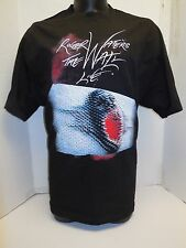 PINK FLOYD T-SHIRT ROGER WATERS THE WALL LIVE CONCERT GRAPHIC TEE