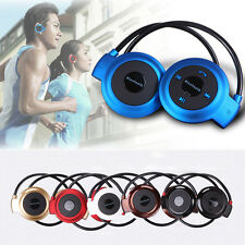 Wireless Headset Bluetooth Sports Stereo Headphone For iPhone Samsung LG Nexus