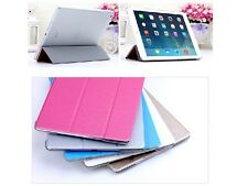 Slim Smart Magnetic Cover Case Sleep Wake w/ Back Case for iPad mini / Retina
