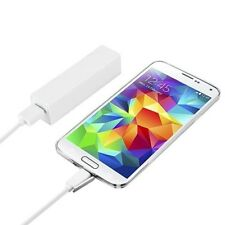 USB Portable External Extended Battery Charger 2200mAh iPhone Samsung Power Bank
