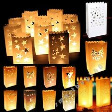 Hot Sales Various Paper Pattern Candle Lantern Bags For Wedding Birthday Party