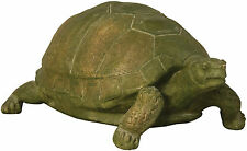 Big Turtle Outdoor Garden Statue by Orlandi Statuary - Faux Concrete-FS9051