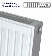 Prorad Double Panel Single Convector Radiators