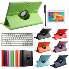 "360 Rotate CASE COVER+Bluetooth Keyboard For Samsung Galaxy Tab S 10.5"" SM-T800"
