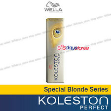 Wella Koleston Perfect Permanent Hair Dye 60g  - Special Blonde Series