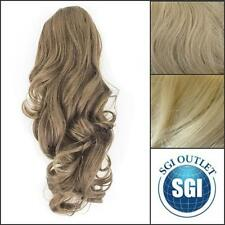 WAG In A Bag Synthetic Hair Piece EMILY Ponytail By Stranded 6 COLOURS