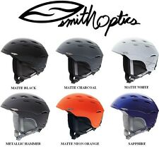 2015 SMITH SEQUEL HELMET, SNOWBOARDING SKI PROTECTION UNISEX MULTIPLE VARIATIONS