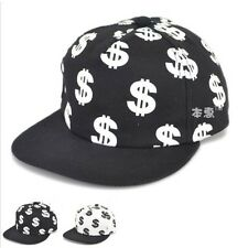 Kid Children Boys Girls Money Dollar Mark Hip-hop Sun Hat Baseball Cap CCAP232
