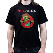 Ghost Mars Busters Attack DVD Blu Ray T-shirt P275