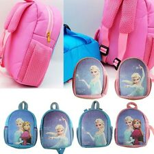 Hotselling Frozen Princess Sisters/Elsa Kids Schoolbag Double Shoulder Backpack