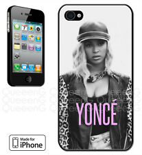 Made for iPhone 4, 5, 5C Case Beyonce Knowles Yonce Ms. Carter