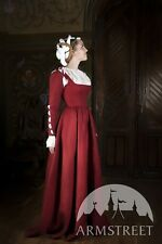 Kirtle Corset Dress Traditional Central Europe XVI Сentury Garb
