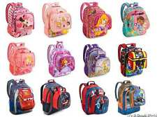 Disney Store Cars Planes Princess Aurora Minnie Backpack 16'' or Lunch Tote NWT