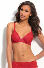 NWT Wacoal 851143 Absolutely Fabulous Underwire Bra RED VARIOUS SIZES