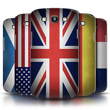 STUFF4 Back Case/Cover/Skin for Samsung Galaxy S3/SIII/Flags