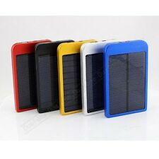 2600mAh Portable Solar Charger Polysilicon For Cell Phones iPhone Digital Camera
