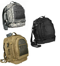 Backpack MOLLE Tactical Military Camo Bag Move Out Travel Rothco